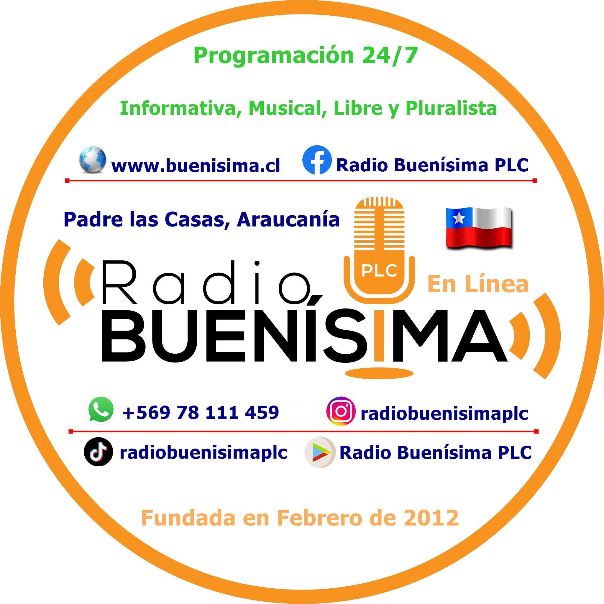 Radio en Linea, desde Padre las Casas, Chile
